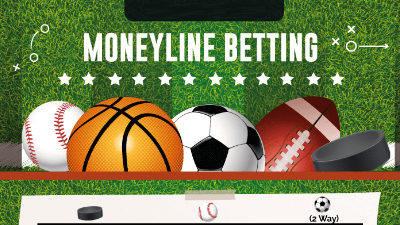 Winning A Bet – A Guide on How to Use Moneyline Bets