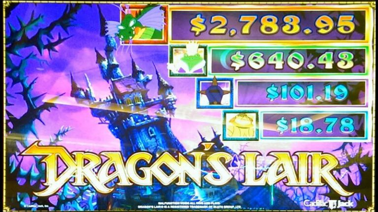 How To Play Dragon's Lair Slot