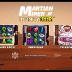 How To Play Martian Landing Slot