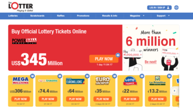 Knowing the List of Top 5 Lottery Sites to Play Lottery Online